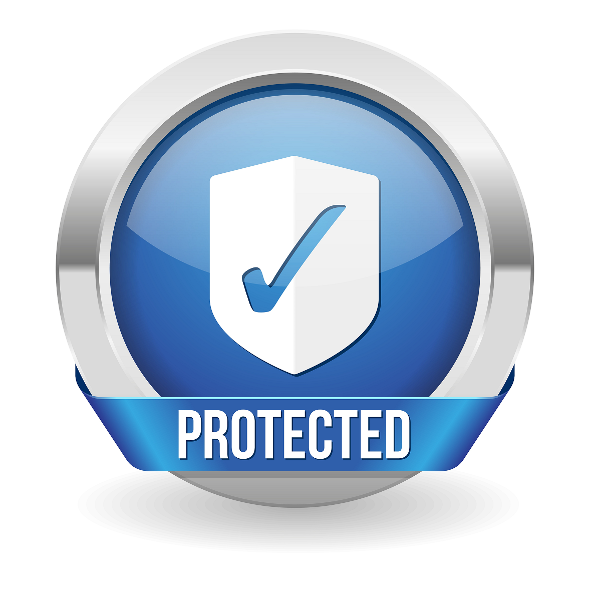 Blue Shield Protected